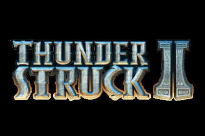 Thunderstruck 2 Slot Banner